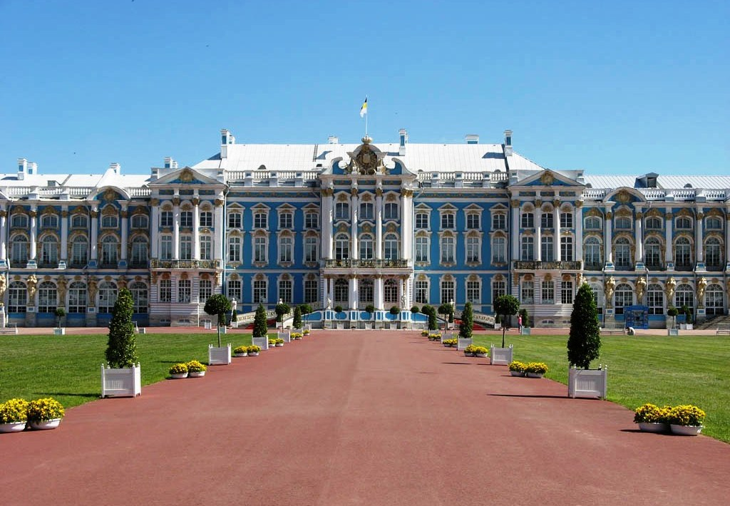 Information about Saint Petersburg - Country estates and ...