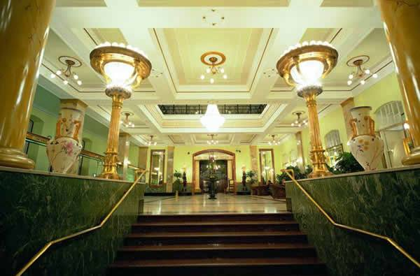 Hotels in Moscow: Hotel Metropol - details, rates, photo