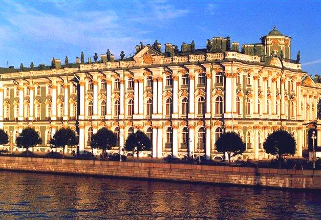 Sightseeing in st petersburg tours to hermitage for Tour hermitage